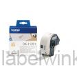 DK-11201 Standaard adres etiket 29 x 90 mm wit