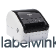 Brother QL-1100 brede labelprinter, USB aansluiting