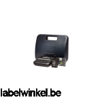 Brother PT-D210VP tafelmodel labelprinter met koffer en adapter