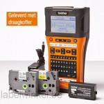 Brother PT-E550WVP professioneel beletteringssysteem met WiFi/PC aansluiting