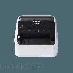 Brother QL-1110NWB brede labelprinter met USB, LAN, WLAN en Bluetooth aansluiting