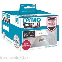Dymo 1933085 duurzame LabelWriter etiketten 19x64mm