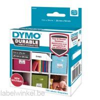 Dymo 1976411 duurzame LabelWriter etiketten 25x54mm