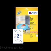 L6043-25 etiket avery cd l6043-25 50st