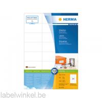 4464 etiket herma 4464 70x37mm premium a4 2400st