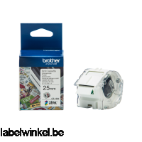 Brother CZ-1004 rolcassette 25mm x 5m