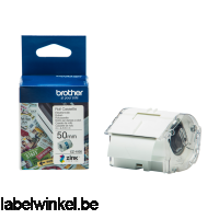 Brother CZ-1005 rolcassette 50mm x 5m