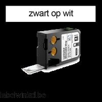 DYMO 1868709 XTL kabelwikkel 38x102mm zwart op wit