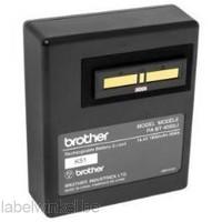 PA-BT-4000LI Li-ion oplaadbare batterij voor Brother mobiele printers