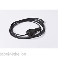 PA-CD-600CG 12V auto adapter voor Brother mobiele printers