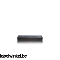 PJ-722 mobiele A4 printer - 203x200 dpi - 8 ppm - USB 2.0