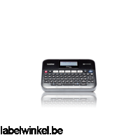 Brother PT-D450VP labelprinter voor TZe-tapes van 3,5 - 18mm