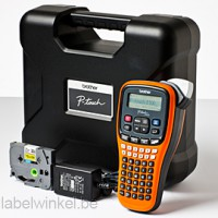 Brother PT-E100VP, labelmaker voor installateurs