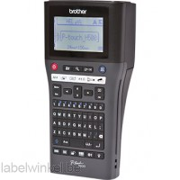 Brother P-touch H500 met QWERTY toetsenbord