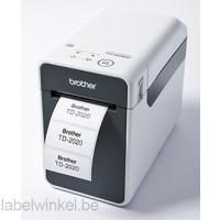 Brother TD-2020 labelprinter voor de professionele gebruiker