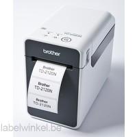 Brother TD-2120N labelprinter voor de professionele gebruiker