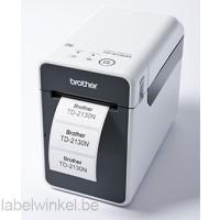 Brother TD-2130N labelprinter voor de professionele gebruiker