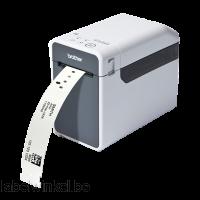 Brother TD-2130NHC printer voor medische polsbanden en labels