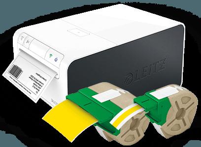 Leitz Icon, de nieuwe veelzijdige labelprinter